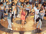 Bipasha, Maddy @ flash mob