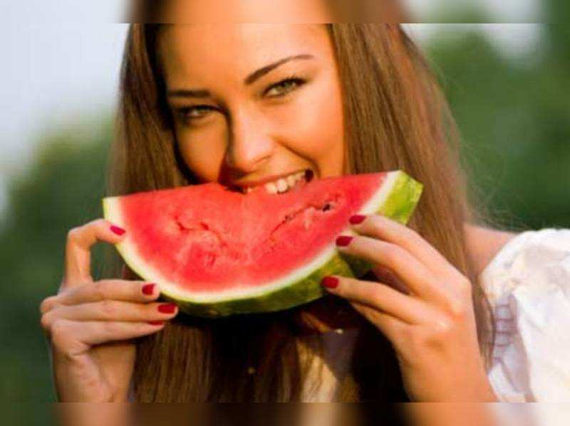 Just bite into a watermelon! (Thinkstock photos/Getty Images)