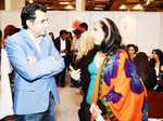 Preeti Chandra's post show party