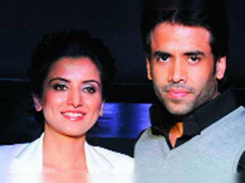 Kulraj Randhawa and Tusshar Kapoor