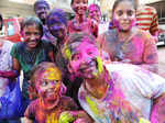 Holi-The festival of colours