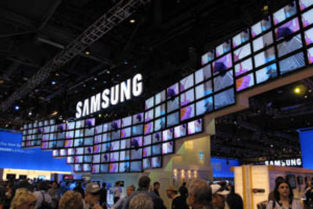 Samsung was accused by Apple of violating a court order in a patent- infringement case