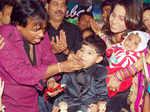 Sunil Pal's son's b'day bash