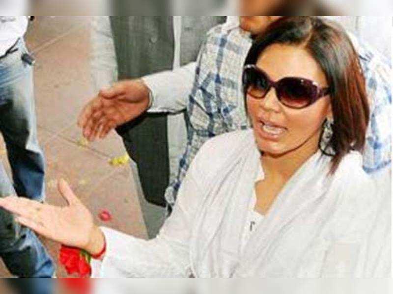 I'm going to be a Parliamentarian: Rakhi Sawant