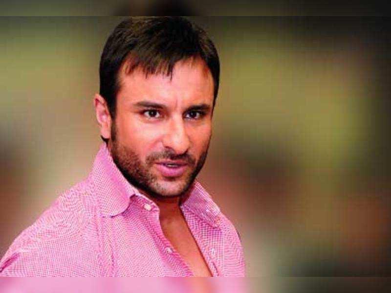 I find the film industry a little fake: Saif Ali Khan