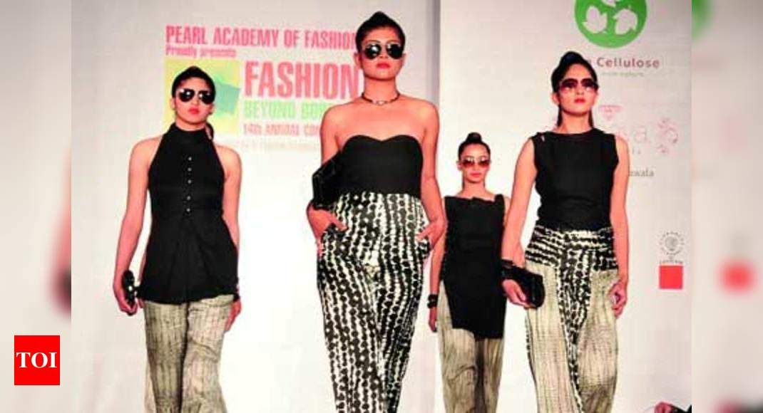 Iffti 2012 Conference On Fashion Beyond Borders Hosted By Pearl Academy Of Fashion Held In Jaipur Events Movie News Times Of India