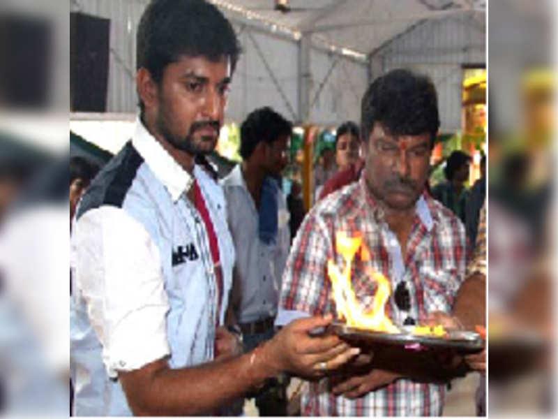 Krishna Vamsi Starts Janda Pai Kapiraju Telugu Movie News Times Of India