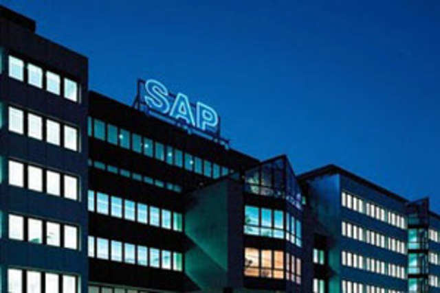 SAP plans to spend almost $500 million to lure customers to its Hana data-processing product