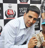 Akki @ awards anthem launch
