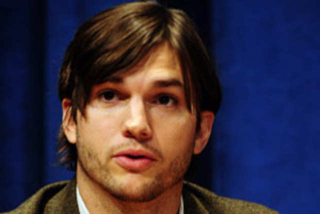 Ashton Kutcher has thrown his financial support behind a new technological start-up company.