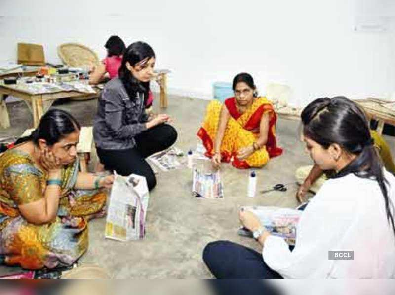 Designers from Delhi's villages
