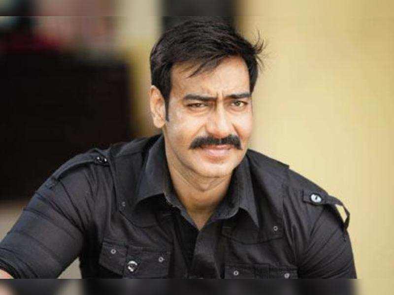 Ajay likes action, desi style!