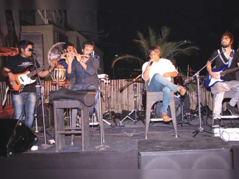 Delhi demands Sufi rock