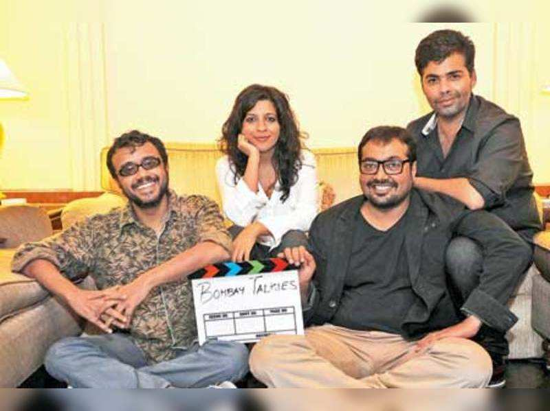 Bollywood directors join hands to pay homage to Indian cinema