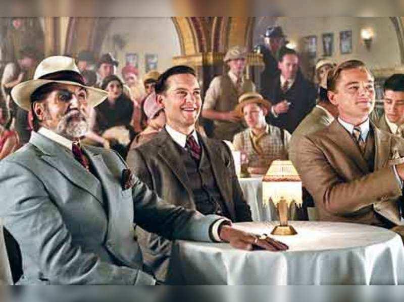 Amitabh Bachchan in The Great Gatsby
