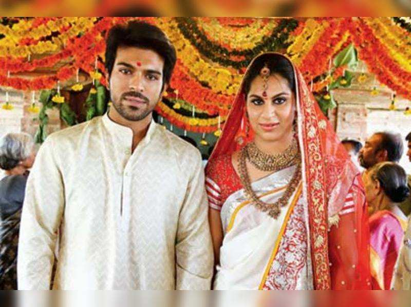 upasana ram charan wedding: Ram Charan and Upasana's 'Mega'watt marriage! | Telugu Movie News - Times of India
