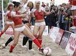 Sexy Soccer 2012