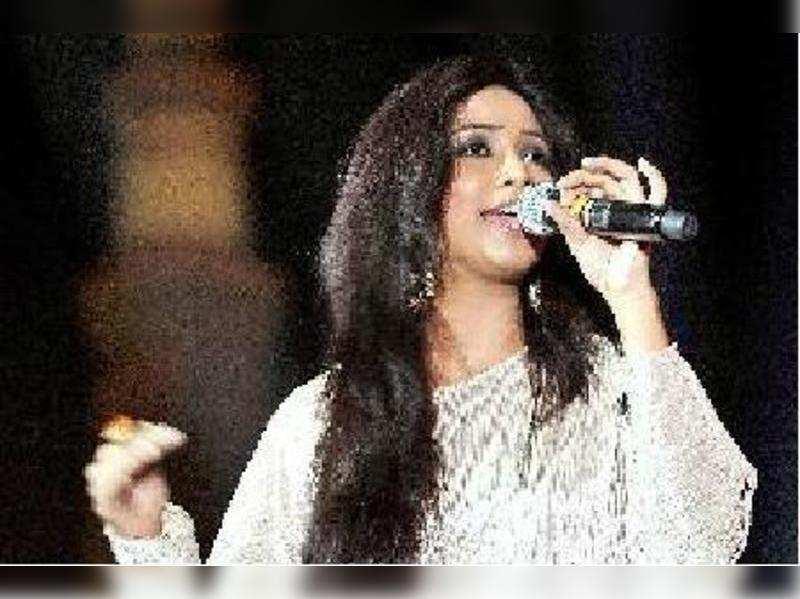 June 26 is Shreya Ghoshal Day!