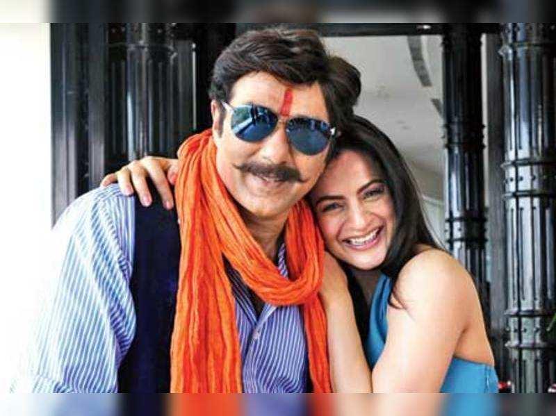 Sunny Deol, Amisha Patel team up again after 'Gadar'