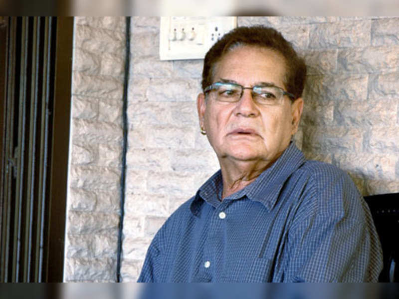 Let the law take its own course: Salim Khan