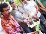 Mahurat: movie 'Endrendrum Punnagai'