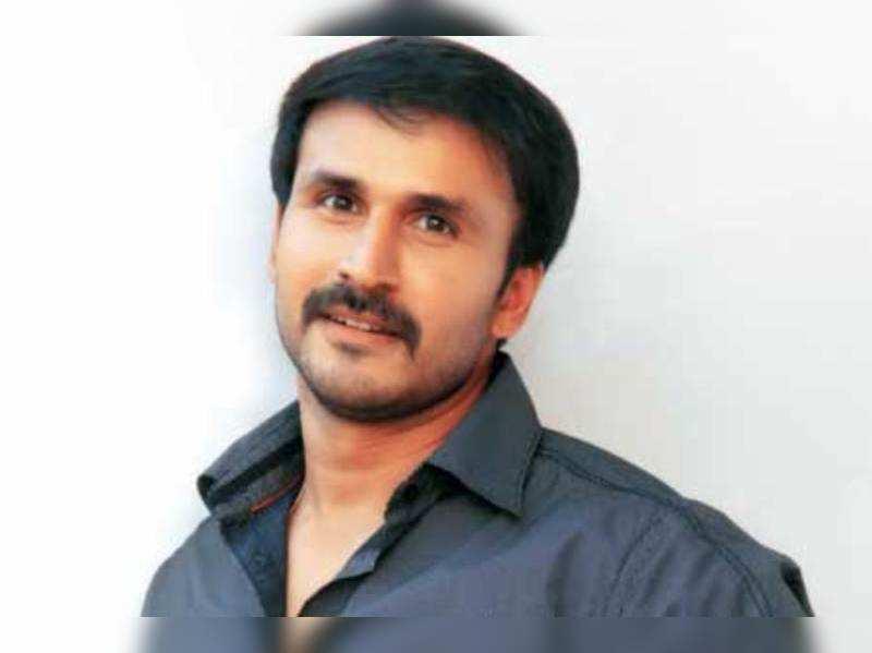 Thrice as nice for Ravi Prakash