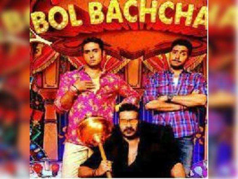 Bol Bachchan: Movie Review