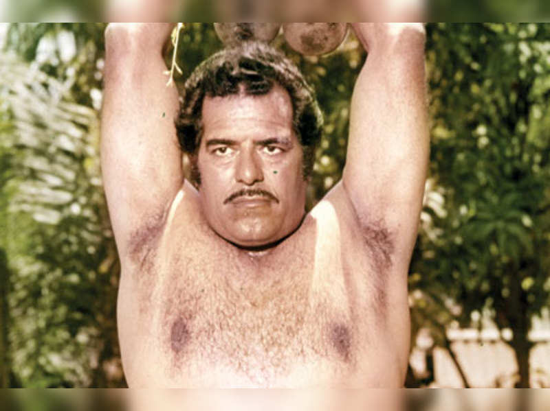 """Dara Singh <a href=""""http://photogallery.indiatimes.com/celebs/indian-stars/dara-singh-passes-away/articleshow/14838170.cms"""" target=""""_blank"""">More Pics</a>"""