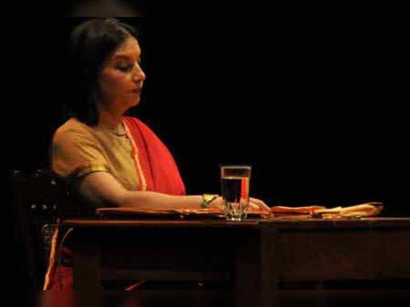 'Tumhari Amrita' belongs to the audience, says Shabana