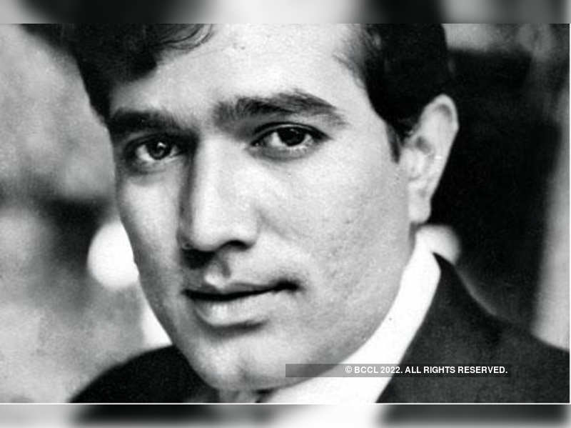 Rajesh Khanna: there would never be another like him | Hindi Movie News -  Times of India