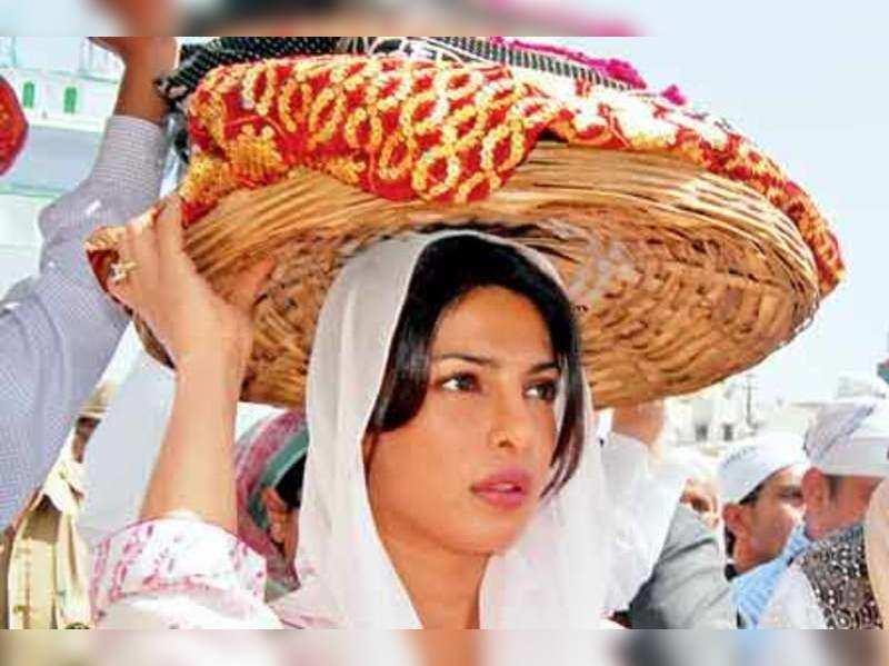 Ajmer Sharif Dargah authorities unhappy with film stars