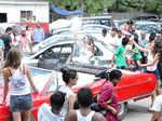 Hotties wash cars to promote 'Kyaa Super Kool...'