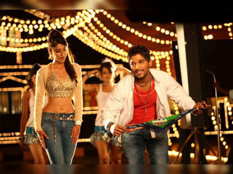 Allu Arjun's Julayi releasing in 1600 theaters