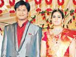 Mallikarjun & Prashanthi's wedding