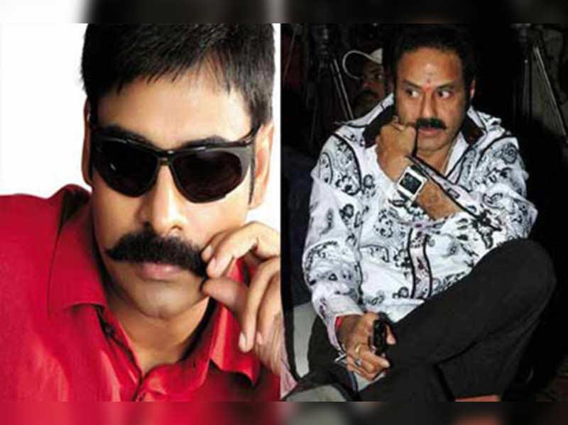 Srimannarayana It S Balakrishna Vs Pawan Kalyan Telugu Movie News Times Of India