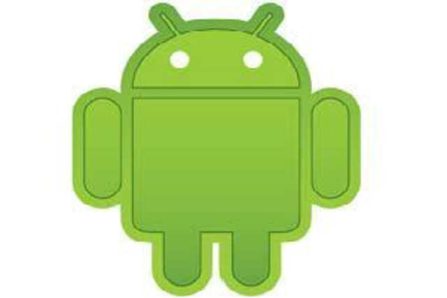 Smartphones running Google's Android operating system outsell iPhones more than two to one.