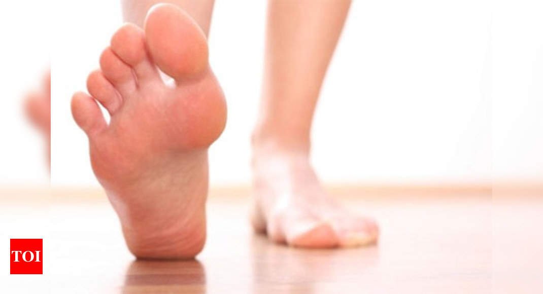 How Diabetes Links To Leg And Feet Problems Times Of India