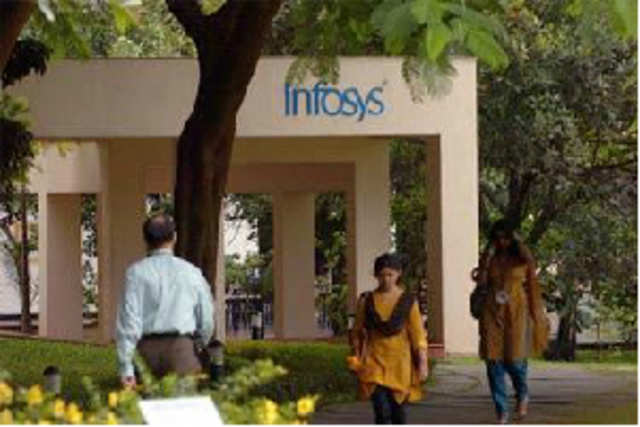 Infosys was selected by India's Department of Post for implementing core banking and insurance solutions in 1,50,000 post offices across the country, as well as installing ATMs.