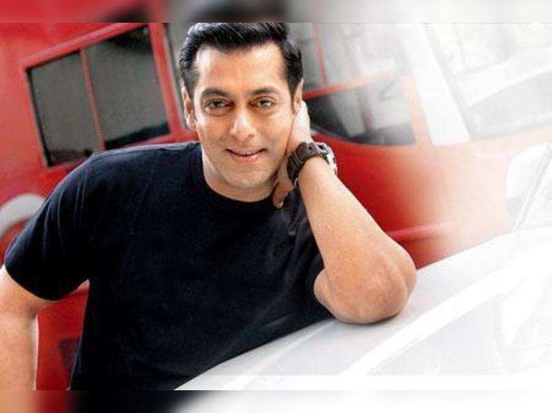 I will only play larger than life roles: Salman Khan