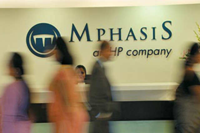 Hewlett Packard owned Mphasis reported a 2% rise in its revenues at Rs 1355 crore compared to Rs 1329 crore in the preceding quarter.