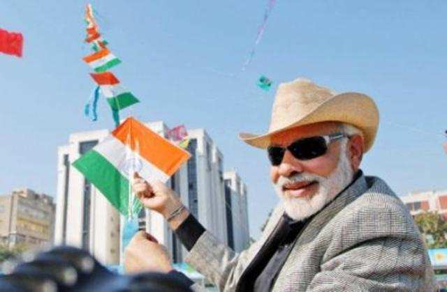 Narendra Modi will be the first Indian politician to engage with common citizens through the internet when he holds a live interactive video session on Google+ Hangout on August 31, 2012.