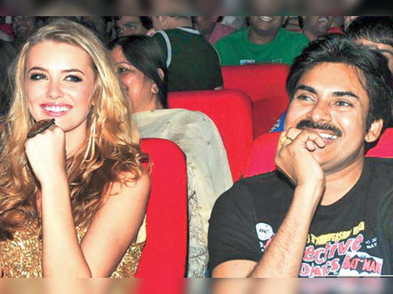 Pawan Kalyan Teenmaar: Pawan Kalyan has a love child?   Telugu Movie News -  Times of India