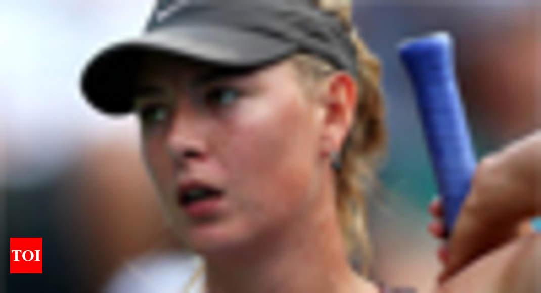 Maria Sharapova's single again after her romance with Sasha