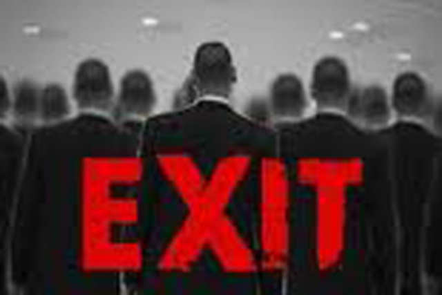 Steria India, a back office unit of France based Steria Group, is seeing a slew of exits of its top management. Steria India CEO and Chairman Dr Mukesh Aghi has put in his papers.