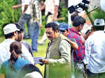 Dabangg 2: On the sets