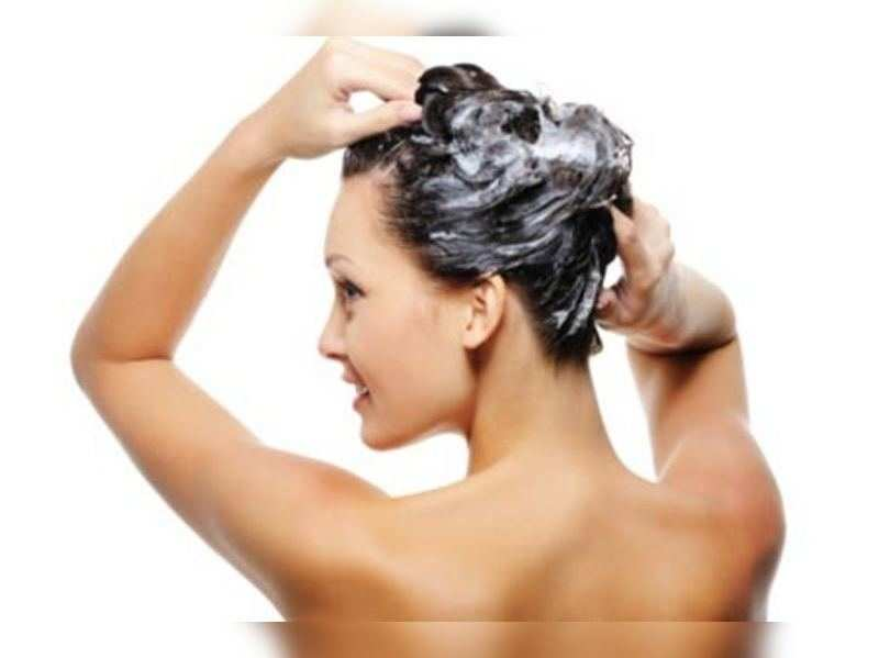Home Remedies For Dry Hair Times Of India