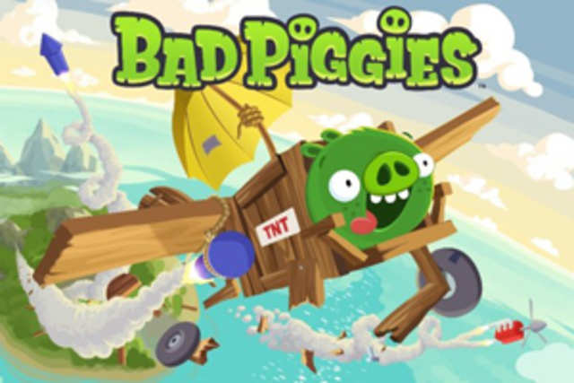 Rovio, the game developer that created Angry Birds, is back with a new game.