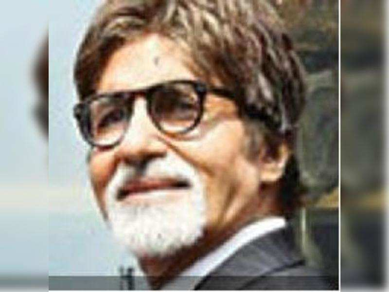 Amitabh Bachchan was born to be famous