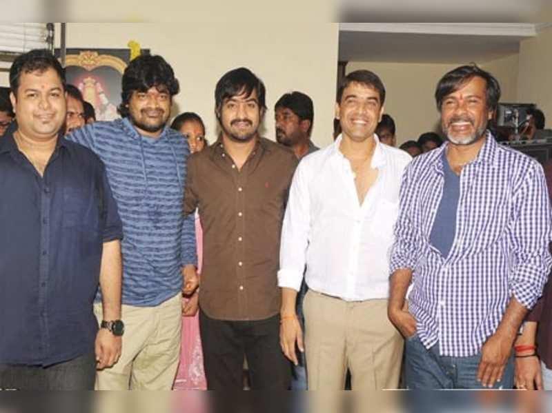 NTR-Harish Shankar film launched