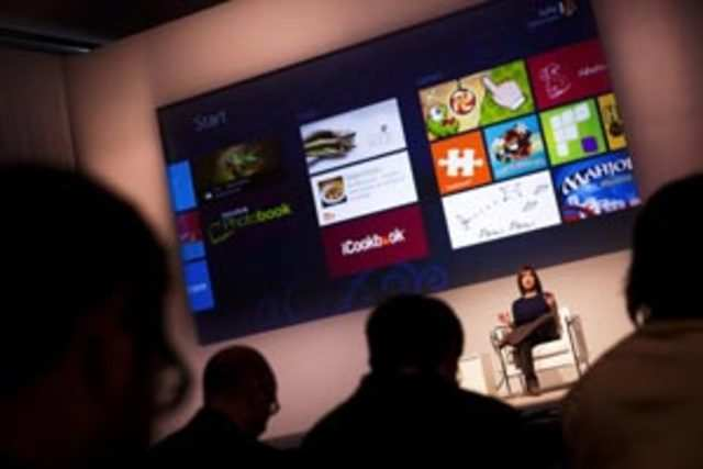According to Microsoft, Windows 8 is re-imagining of the 25-years-old OS.